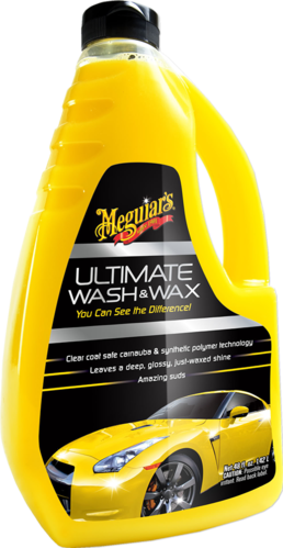 Meguiar's Ultimate Wax & Wash pesuaine 1,42L