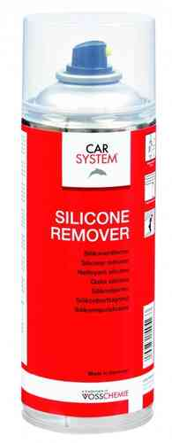 Carsystem Silicone Remover 400ml