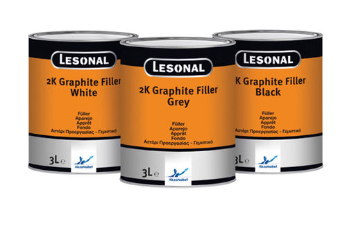 Lesonal Graphite Filler 3L