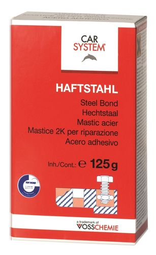 CarSystem 2K Steel Bond 125g