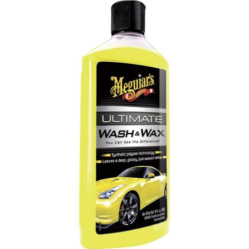 Meguiar's Ultimate Wax & Wash pesuaine 473ml