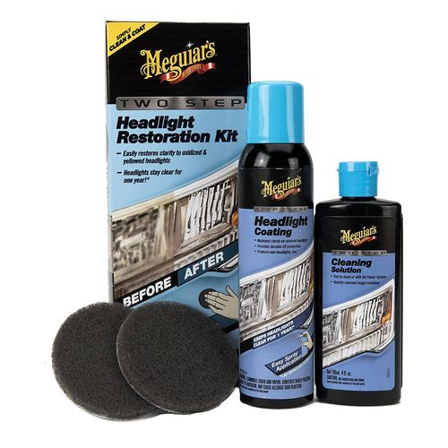 Meguiar's PerfectClarity Headlight Restoration Kit