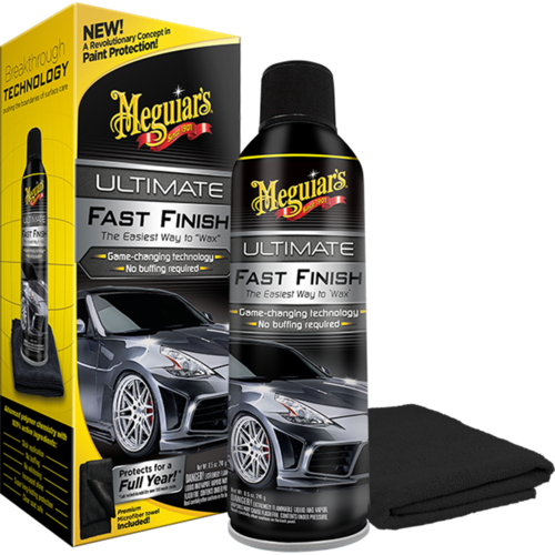 Meguiar's Ultimate Fast Finish Kit