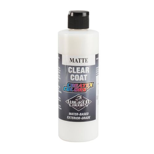 Wicked 5622 Clear Coat Matte 120ml