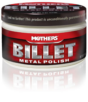 Mothers Billet Metal Polish 113g