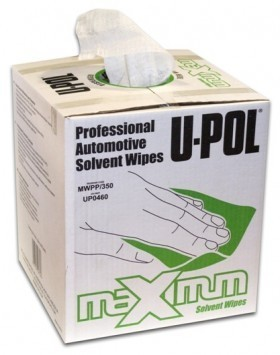 U-Pol Maximum Dry Solvent Wipe 350 arkkia